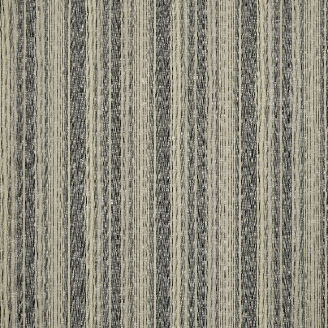Maya curtain fabric in Ebony by iLiv.