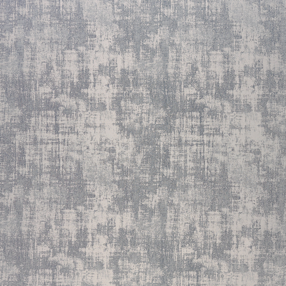 Miami curtain fabric in Silver Lining by Fibre Naturelle