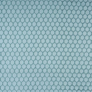Fryetts Neon Curtain Fabric | Teal - Designer Curtain & Blinds