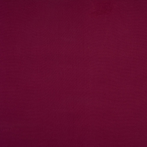 Panama curtain fabric in Mulberry by Fryetts