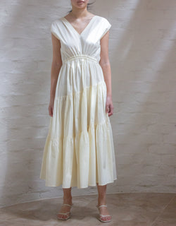 MARIN Tiered Dress