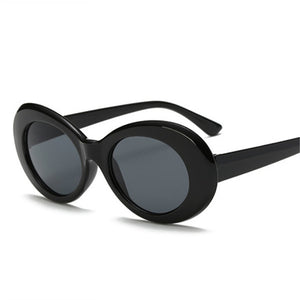Black Sunglasses with Black Lens - Clout Goggle