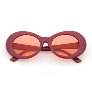 Red Sunglasses with Red Lens - Clout Goggle