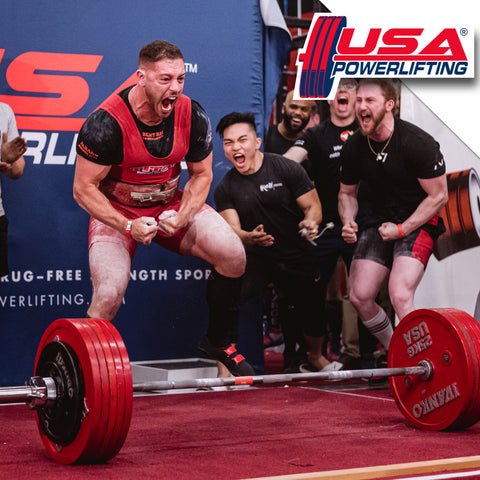 2021 USA Powerlifting Virginia March Open