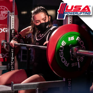 2021 USA Powerlifting Northeast Iron Beast Winter Classic VIII