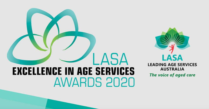 Winners announced for LASA's 2020 Excellence in Age Services Awards