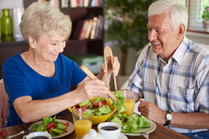 Australian guide to healthy eating for the elderly
