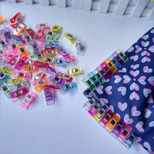 Plastic Sewing Clips