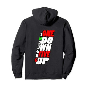 1Down5Up One Down Five Up Motorcycle Hoodie