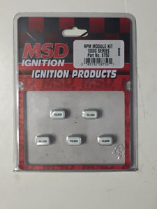 MSD RPM Ignition Modules, 10000 Series