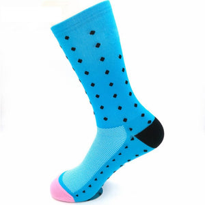 High quality Professional Outdoor sports socks Cycling Running Basketball Sweat-absorbent breathable Deodorizing socks