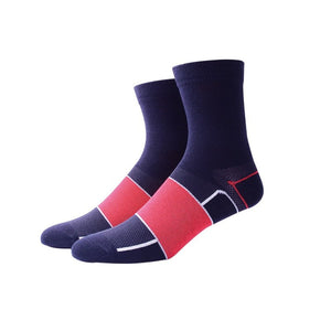 High quality Professional brand sport socks Men's  new socks cotton mixed colors socks college style sports student Tube socks