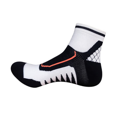 Womens Mens Ankle Socks Sport Running Cycling Crew Bicycle Cotton Socks