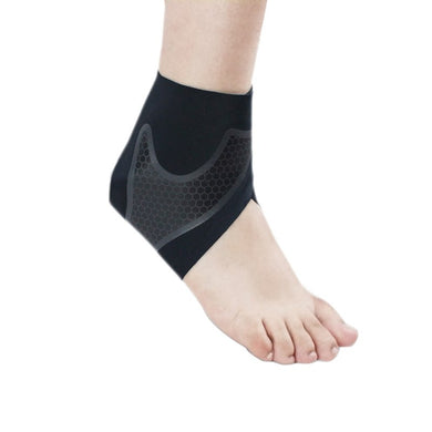 Outdoor sports protective gear ankle support pressure guards left foot right foot one loaded