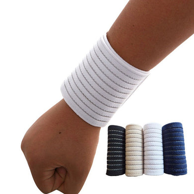 Sport Elastic Magic Tapes Wrist Knee Ankle Elbow Arm Shoulders Support Wrap Band Brace