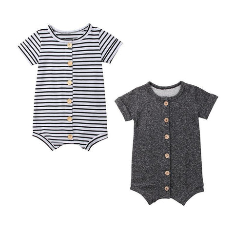 Baby/Toddler Short Sleeved Onesie 3m-18m