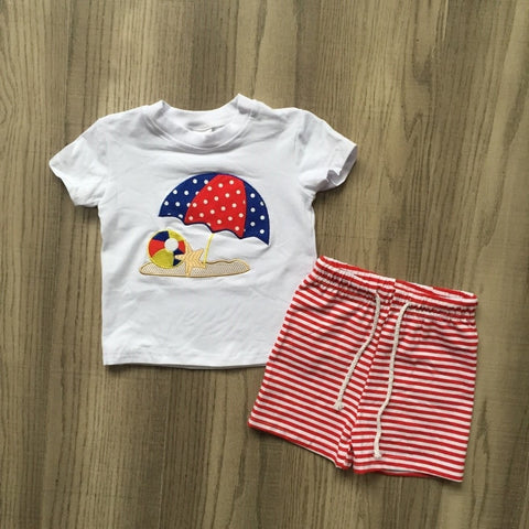 Beach Day 2 pc set- 12m-8