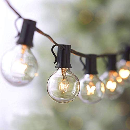 Outdoor String Lights,