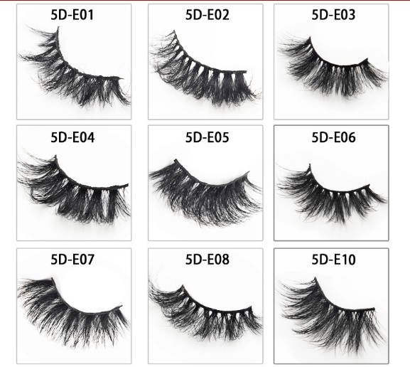 Visofree Eyelashes 3 dimension