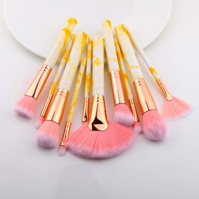 The Powder Eyes 15pc Brush Set