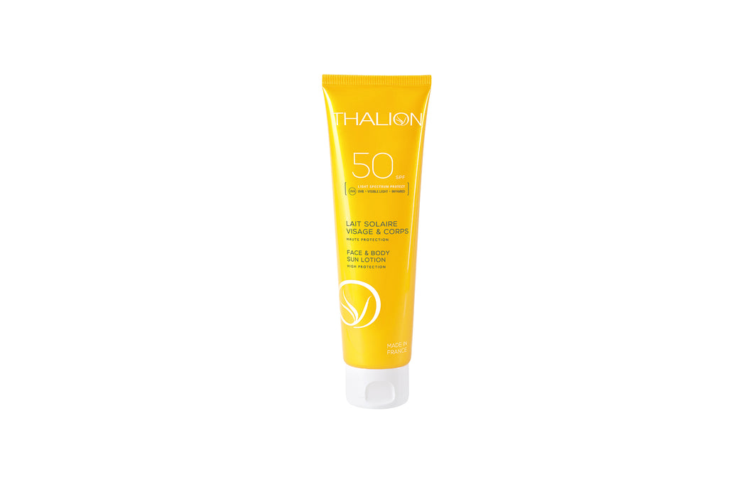 Face & Body Sun Lotion SPF50