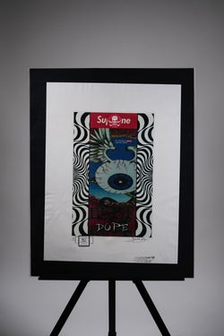"SuMe ""Flying Eye"" Print"