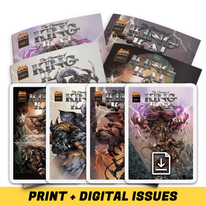 CHRONICLES OF KING KAI: GET ALL 4 ISSUES
