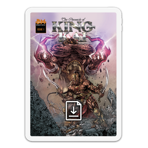 Chronicles of King Kai: Issue #1