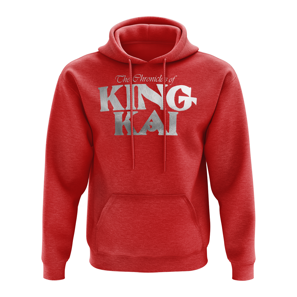 Chronicles of King Kai: Issue #1 Autographed + Red King Kai Hoodie
