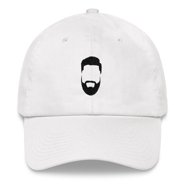 Dad Hat Black Logo (Multiple Colors)
