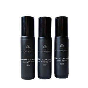 Essential Oil Roll On Trio