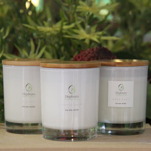 Soy Wax Candle Collection
