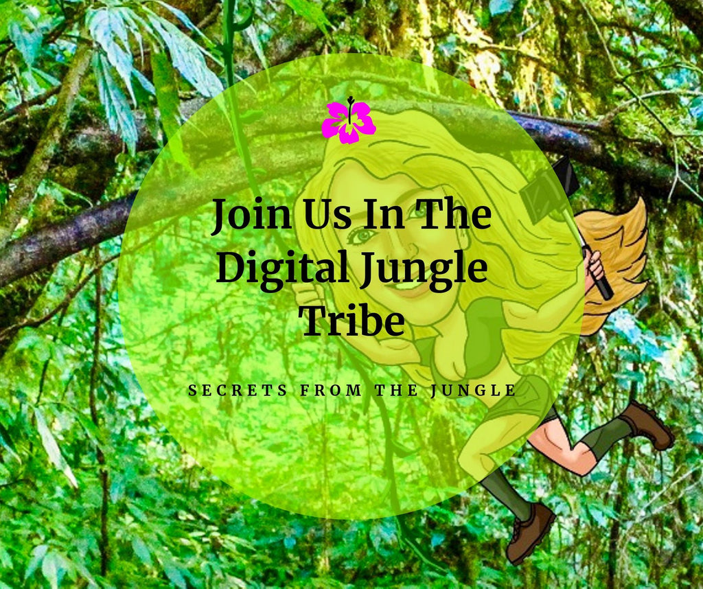 Join Us In The Digital Jungle Tribe