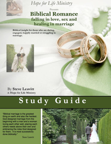 Biblical Romance - DVD Study Guide