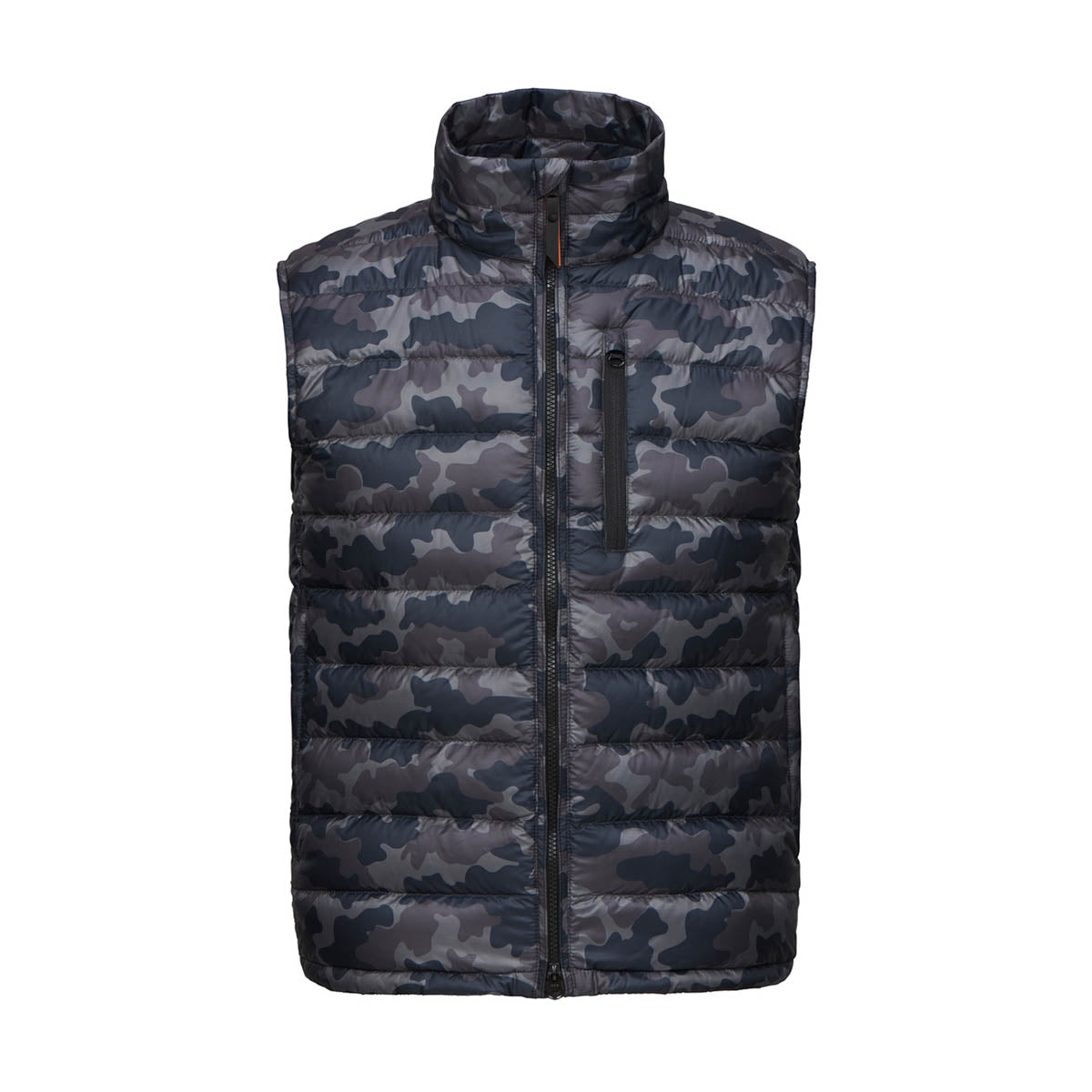 Portland II Vest - background::white,variant::Night Camo
