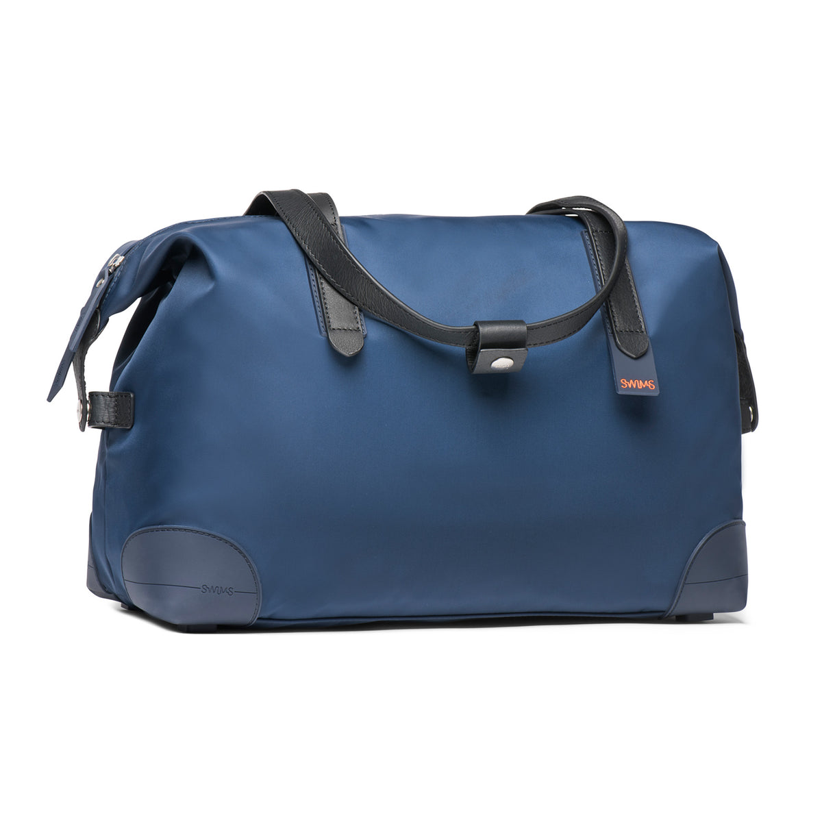 24H Holdall - background::white,variant::Navy