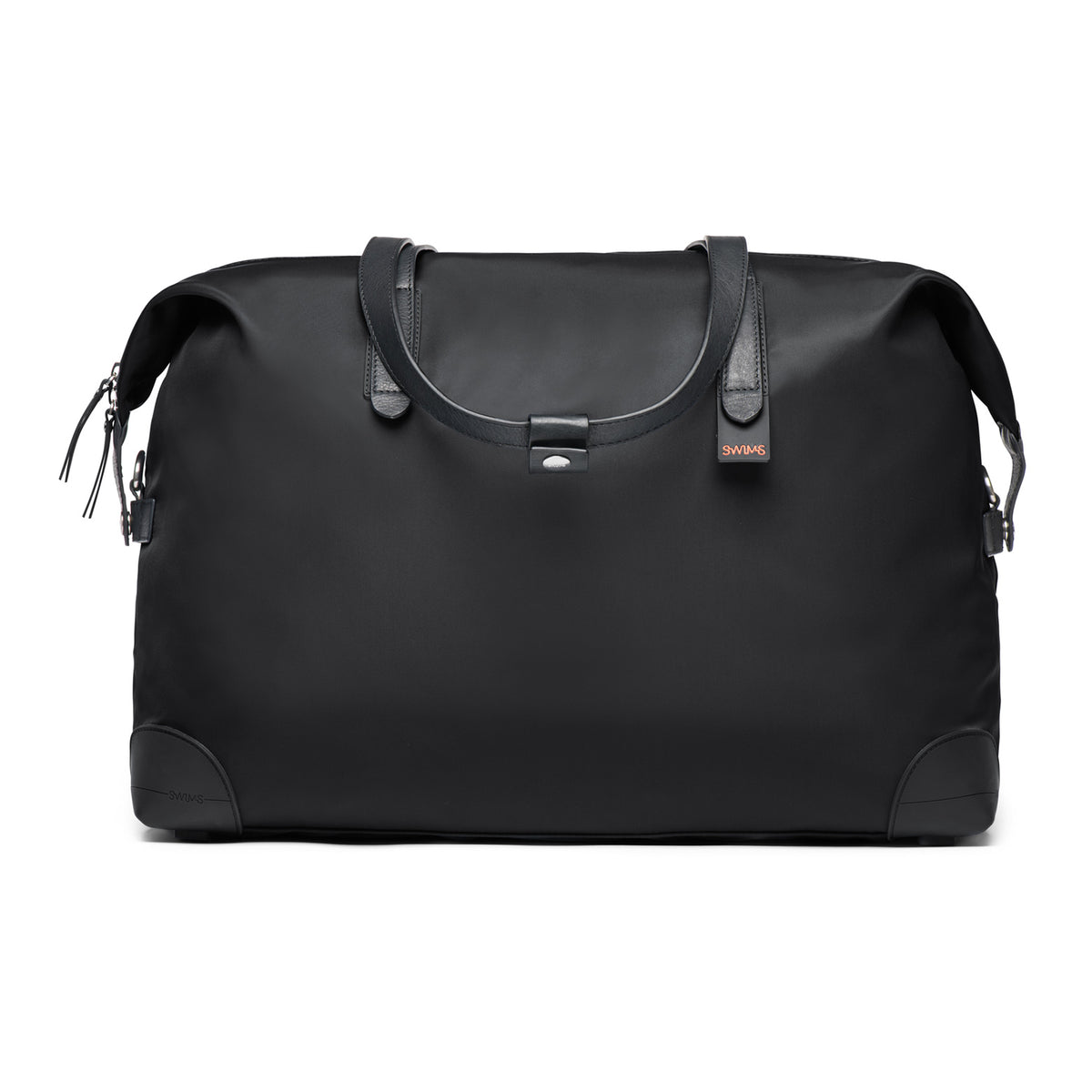 48 Hour Holdall - background::white,variant::Black