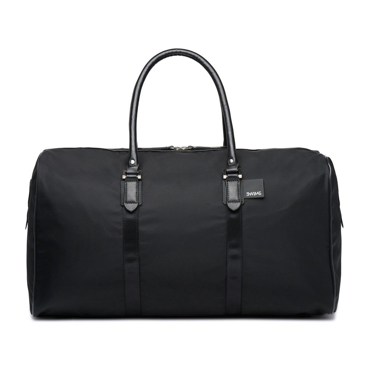 Boston Duffel Bag - background::white,variant::Black