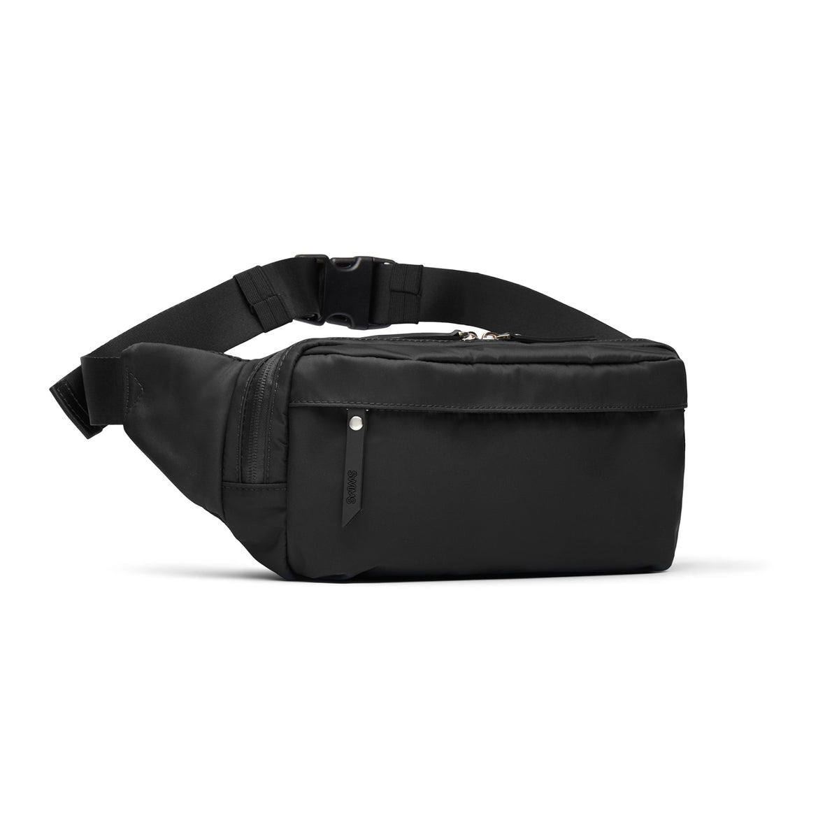 Belt Bag - background::white,variant::Black
