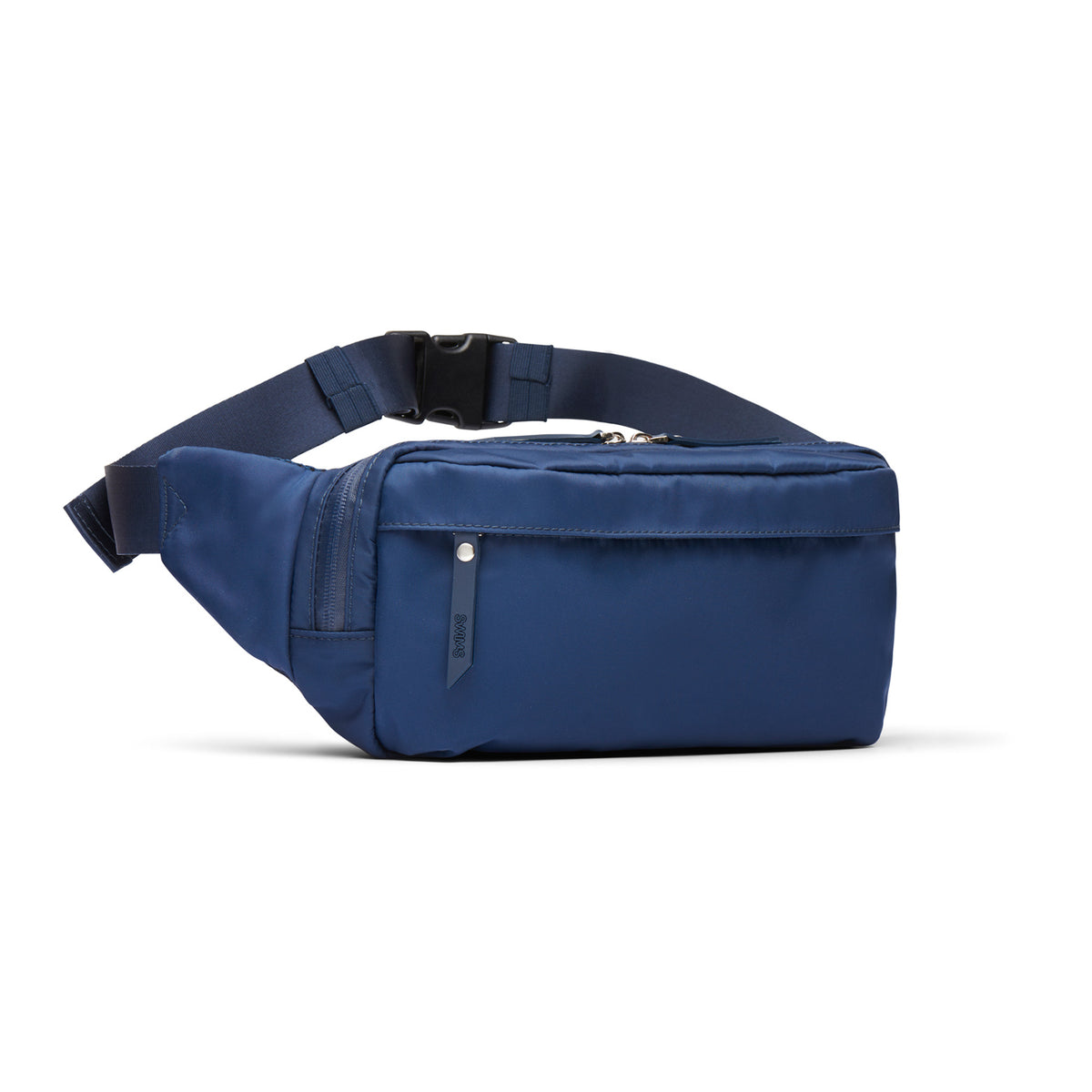 Belt Bag - background::white,variant::Navy
