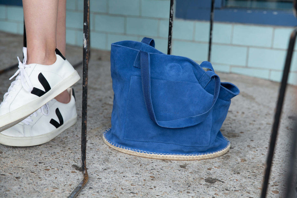 Espadrille Bag Lookbook - The Espy Tote - Chuchka
