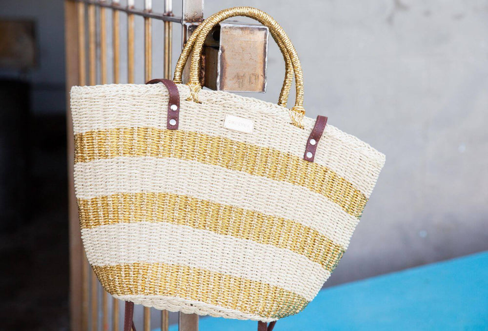 SS19 Fiesta Collection Lookbook - Woven Bags - Chuchka