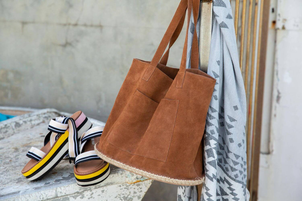 SS19 Fiesta Collection Lookbook - Espadrille Bag - Chuchka