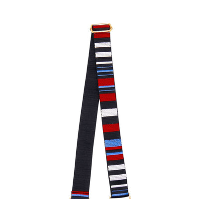 Chuchka stripes strap