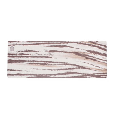 Tiger Print Eco Friendly Yoga Mat (Microfiber Suede) - $79 USD | CHUCHKA