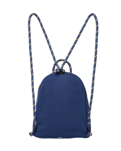 In The Navy Neoprene Backpack (Navy)