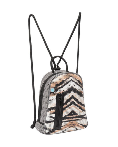 Portia Neoprene Backpack (Animal Print) - Chuchka