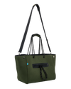 Coco Neoprene Khaki Green Diaper Bag - CHUCHKA