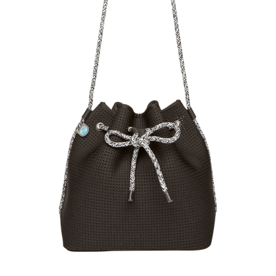 Ink Neoprene Bucket Bag