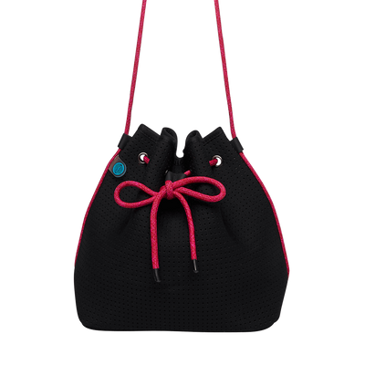 Lilly Neoprene Bucket Bag